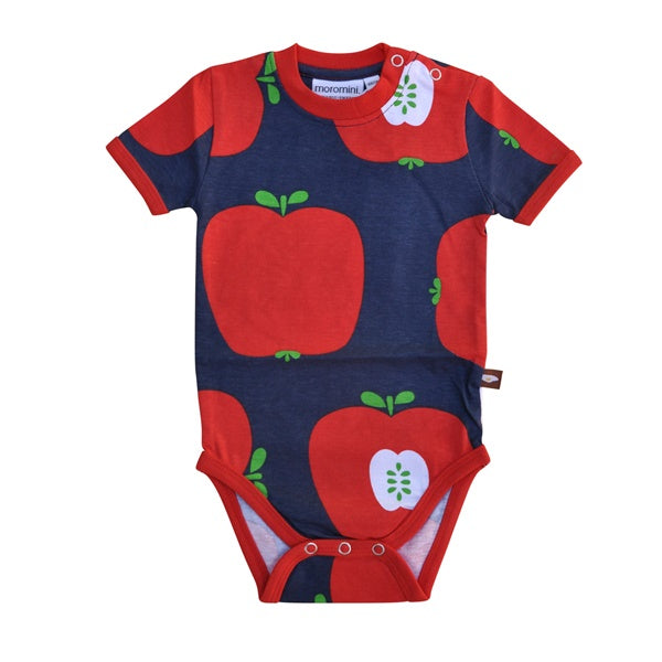 Moromini - Bodysuit Red Apple - PopSee Online