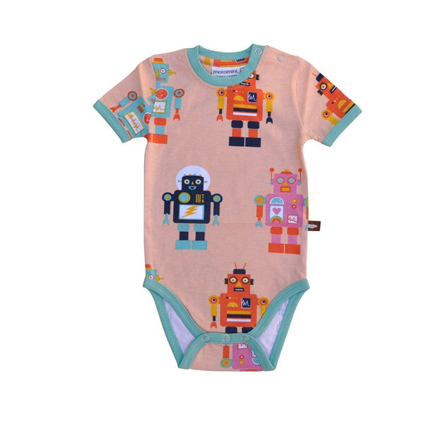 Moromini - Bodysuit Friendly Robot - PopSee Online