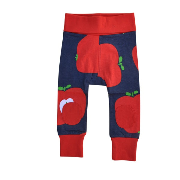 Moromini - Baby Pants Red Apple - PopSee Online