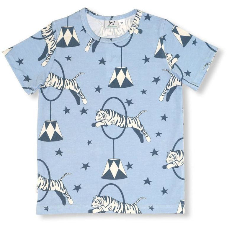 JNY - T Shirt Circus Tiger - PopSee Online