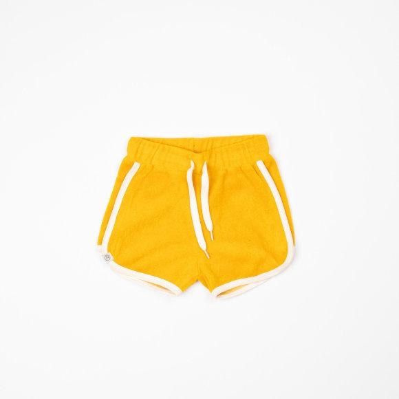 Alba of Denmark - Jasmin Shorts Old Gold