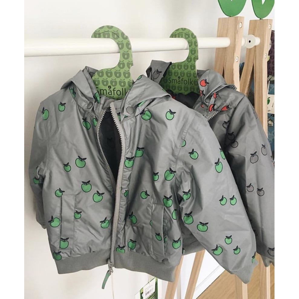 Smafolk - Apple Padded Turnable Jacket (last one sz 3-4Y)