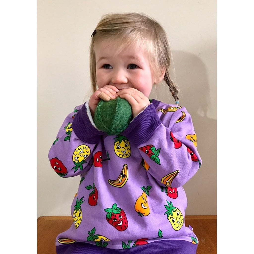 Smafolk - Fruits Sweatshirt (last one sz 2-3Y)