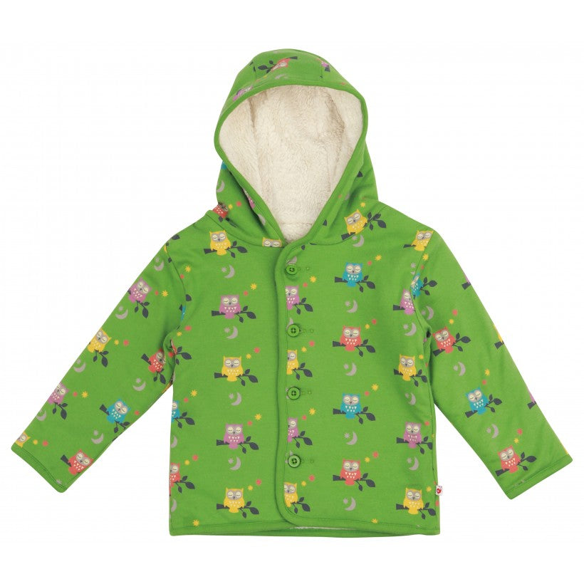Piccalilly - Jacket - Midnight Owl (last two sz 4-5Y & 5-6Y)