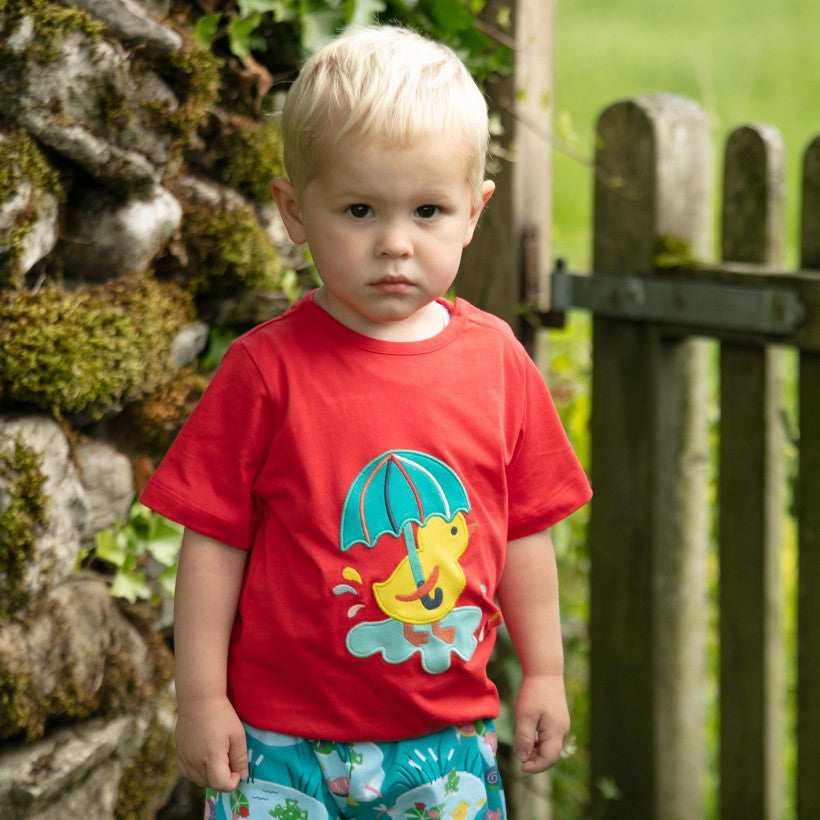 Piccalilly - T-Shirt - Duckling