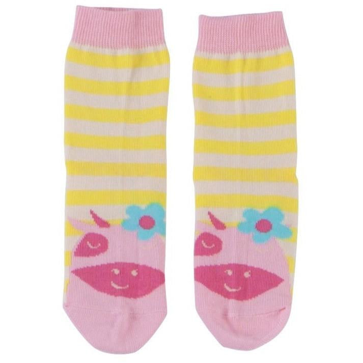 Piccalilly - Socks - Daisy Cow