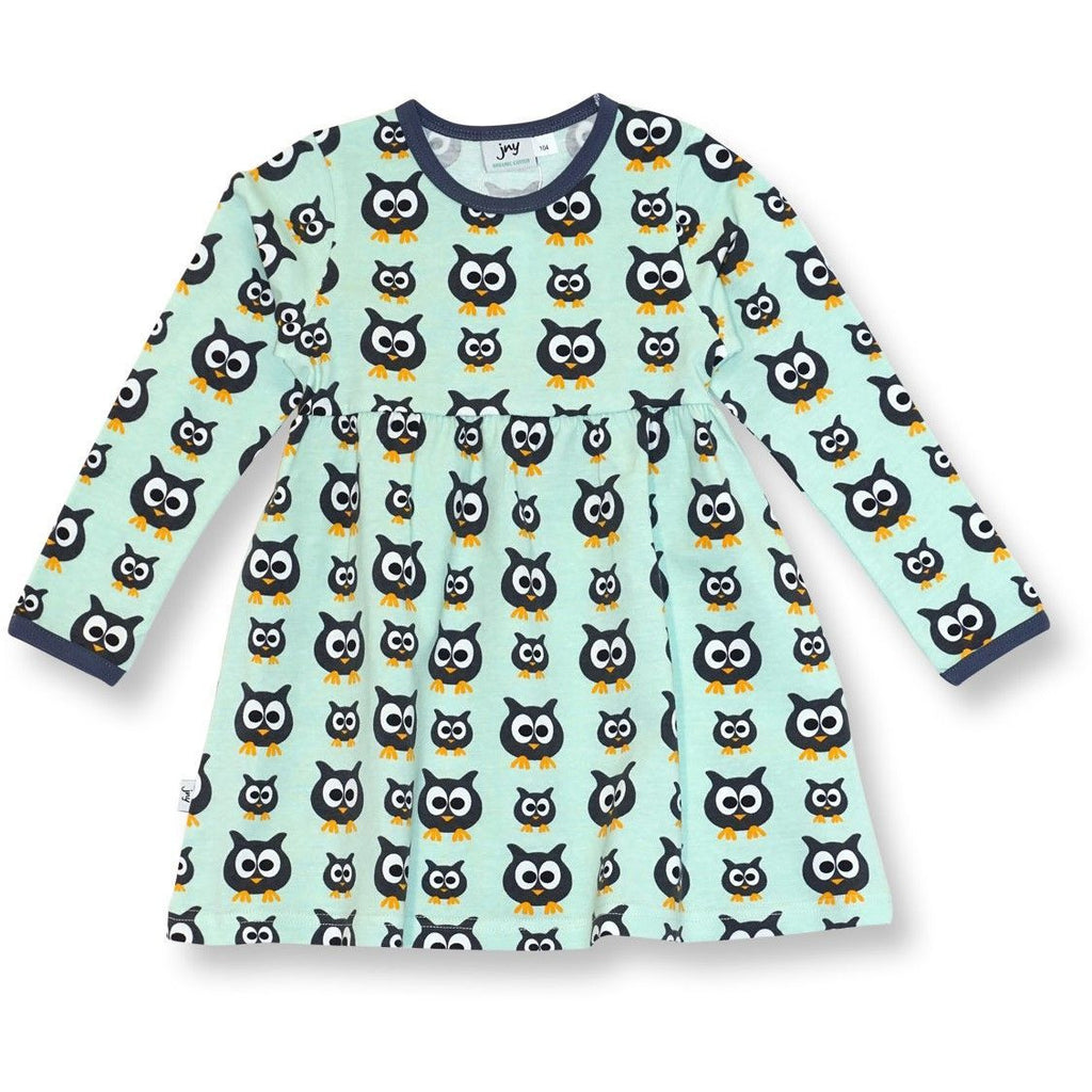 JNY - Sweet Dress Family Owl - PopSee Online