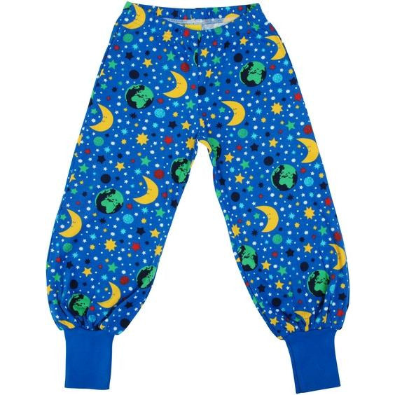 Duns Sweden - Mother Earth Blue| Baggy Pants