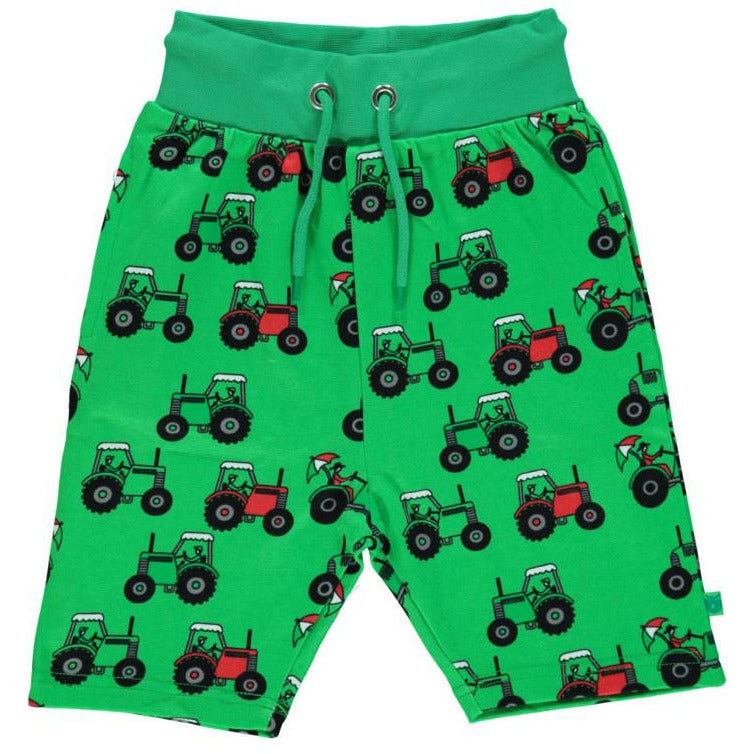 Småfolk - Tractor Shorts in Green