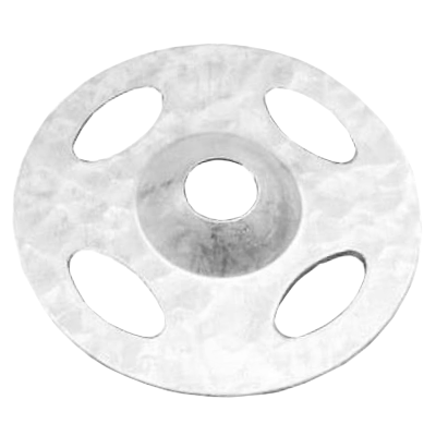 BTE525 Metal Flat Plaster Washer