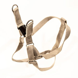 hemp harness strong durable dog accessory no pull