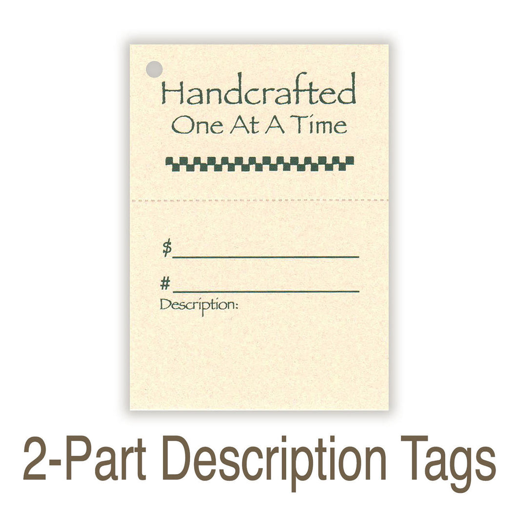 2 Part Description Tags