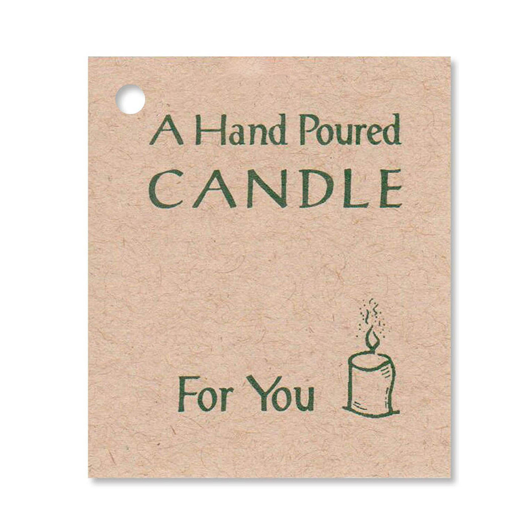 A Hand Poured Candle ~ For You