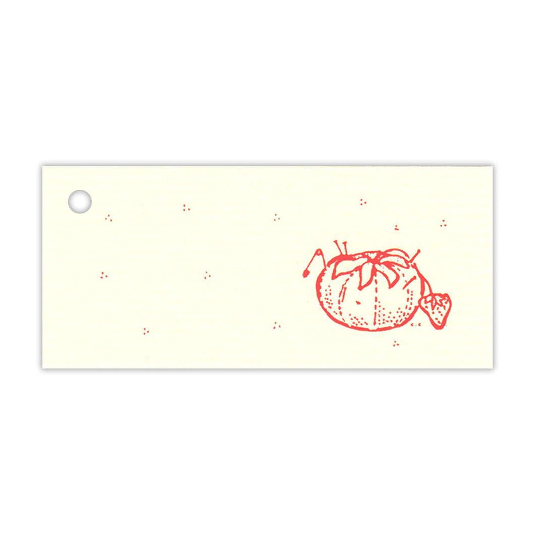 Pin Cushion Tags