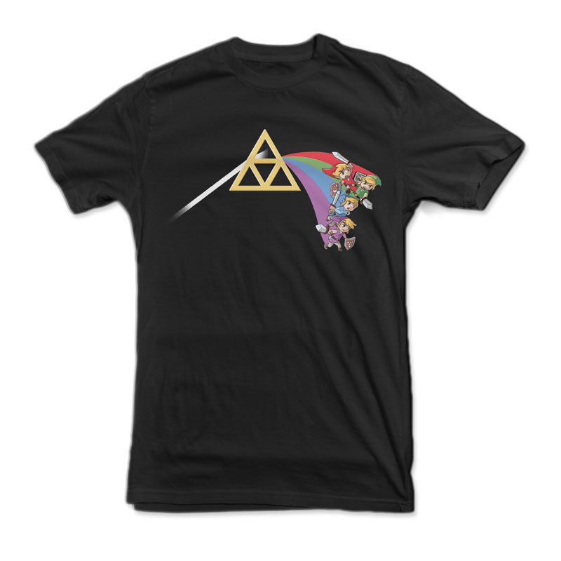 Dark Side of the Triforce