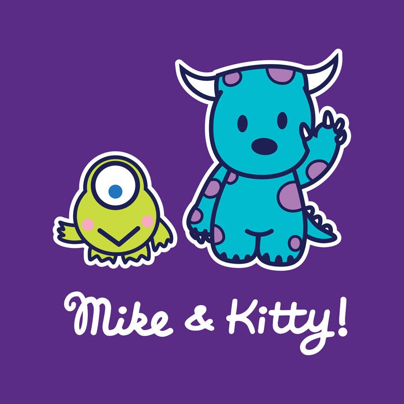 Mike and Kitty