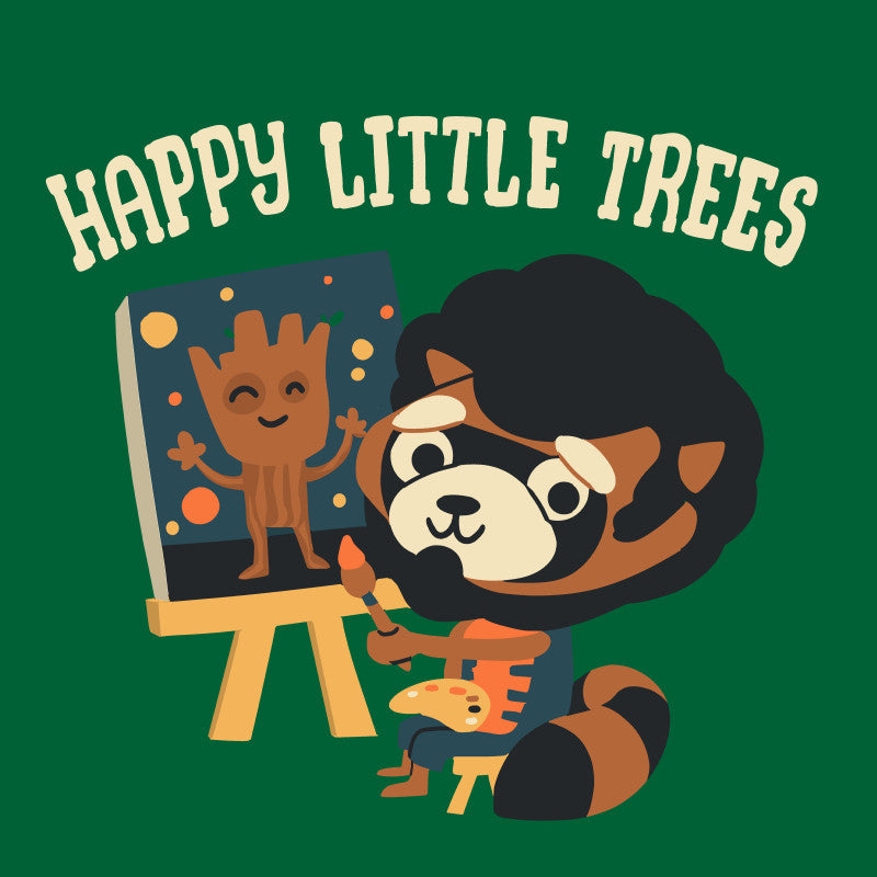 Happy Trees Ladies