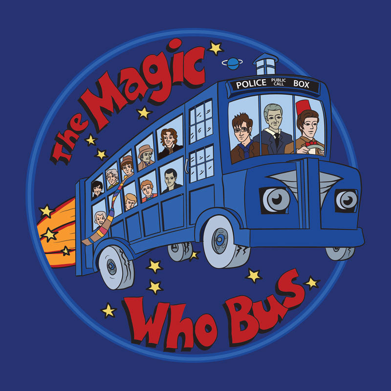 Magic Who Bus