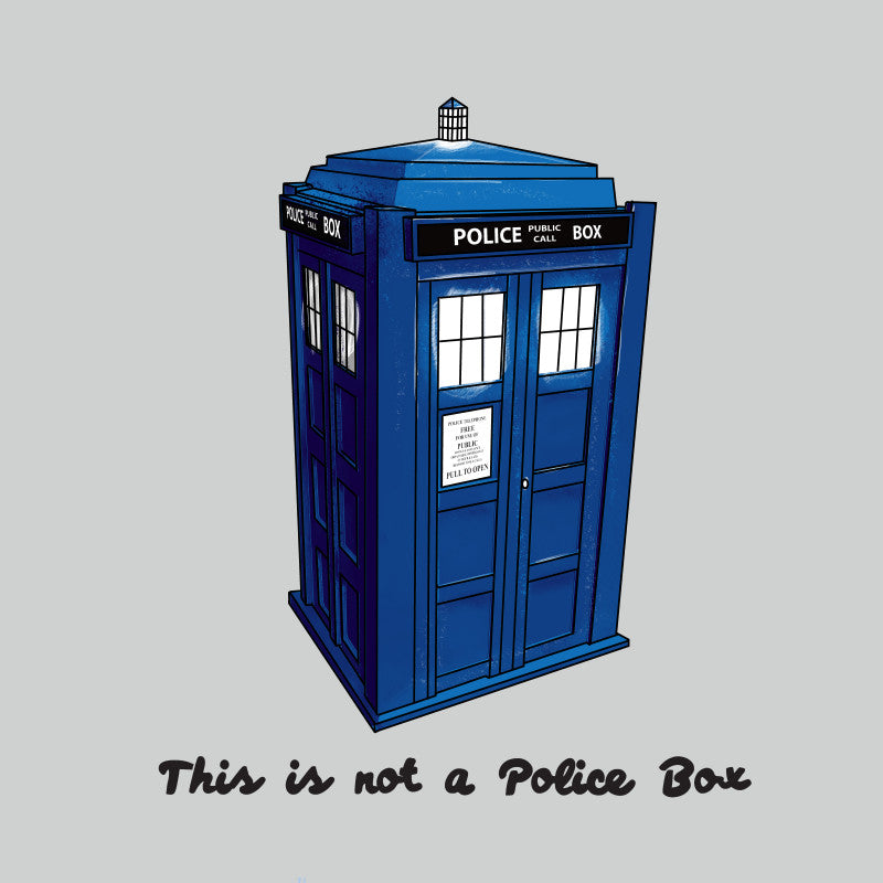 Not A Police Box