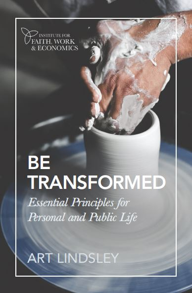 Be Transformed: Essential Principles for Personal and Public Life (Digital Download)