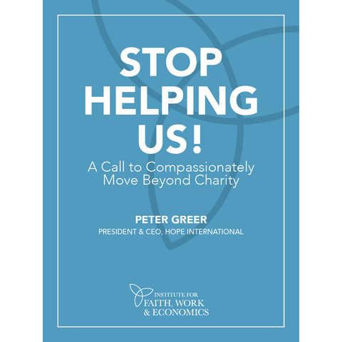 Stop Helping Us! (Digital Download)