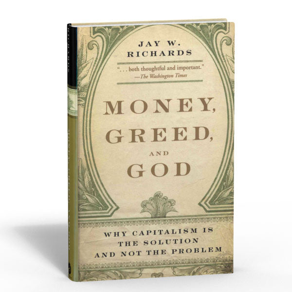 Money, Greed and God