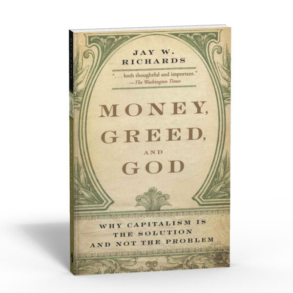 Money, Greed and God (Paperback)