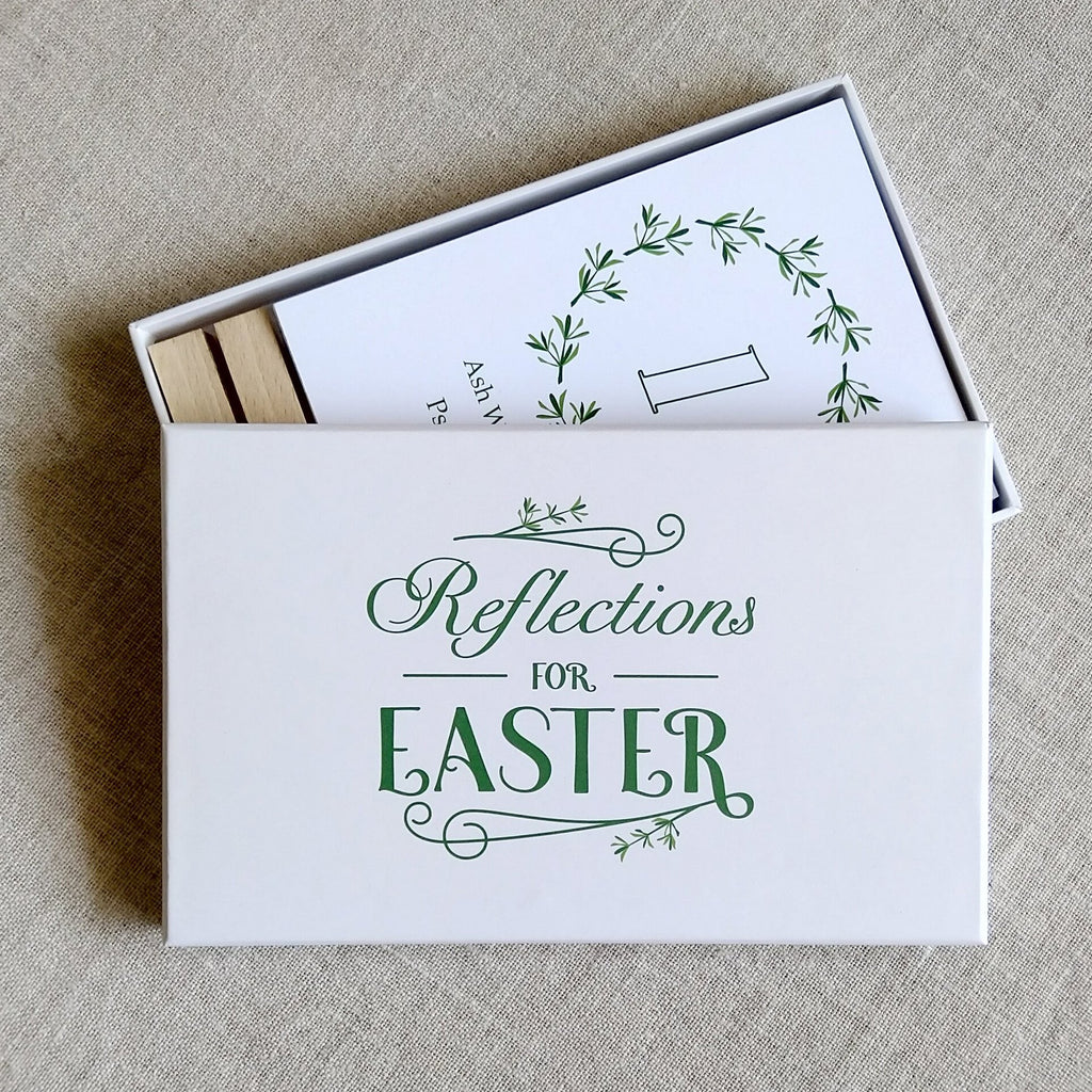 Reflections for Easter (Free shipping)