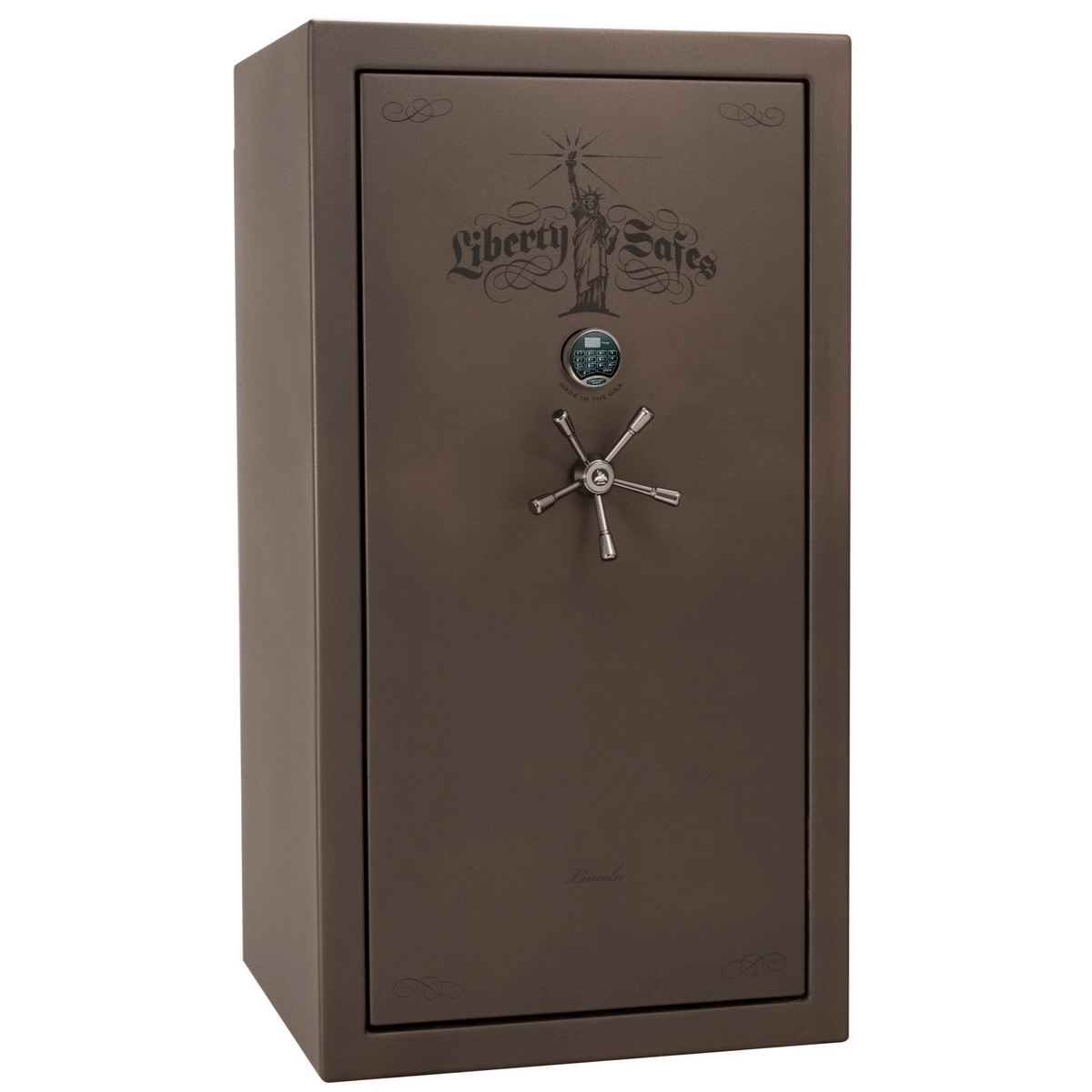"Lincoln Series | Level 5 Security | 110 Minute Fire Protection | 50 | Dimensions: 72.5""(H) x 42""(W) x 32""(D) 