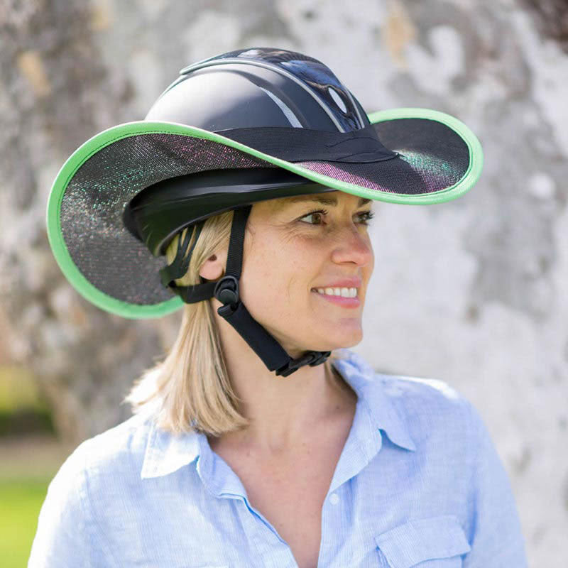 "Horse Riding Helmet Brim , Visor ""ONLY""  NEW"