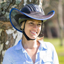Load image into Gallery viewer, Horse Riding Detachable Helmet Brim
