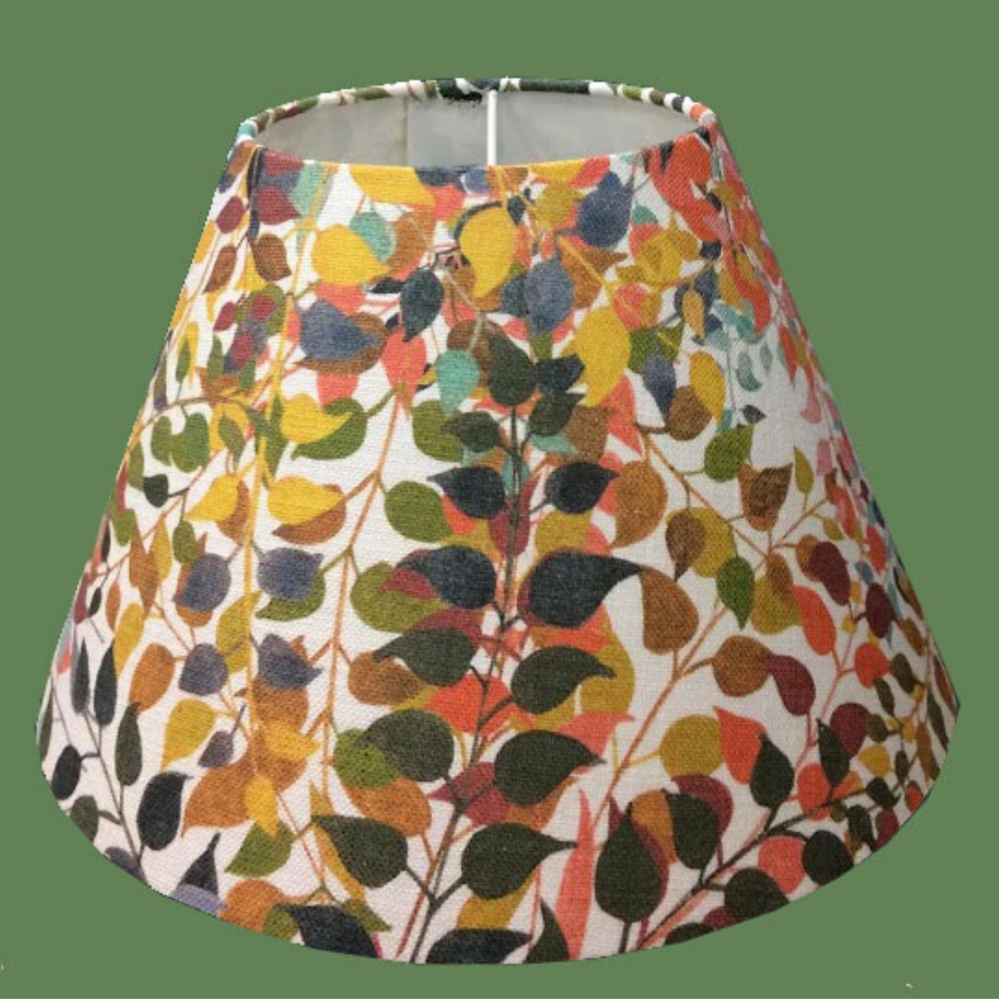 Coolie Confetti Leaves Lampshade