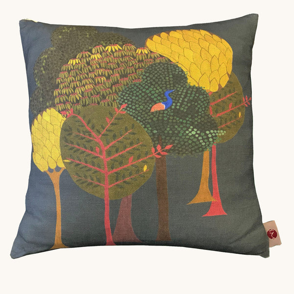 Enchanted cushion