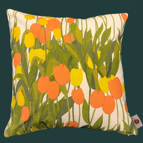 In Bloom Sunshine cushion
