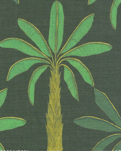Tropical SAMPLE | Colour: Mallard Green