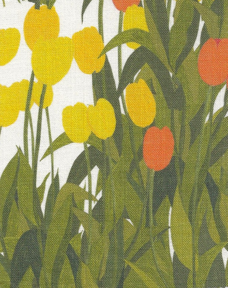 In Bloom Fabric SAMPLE | Colour: Sun Shine