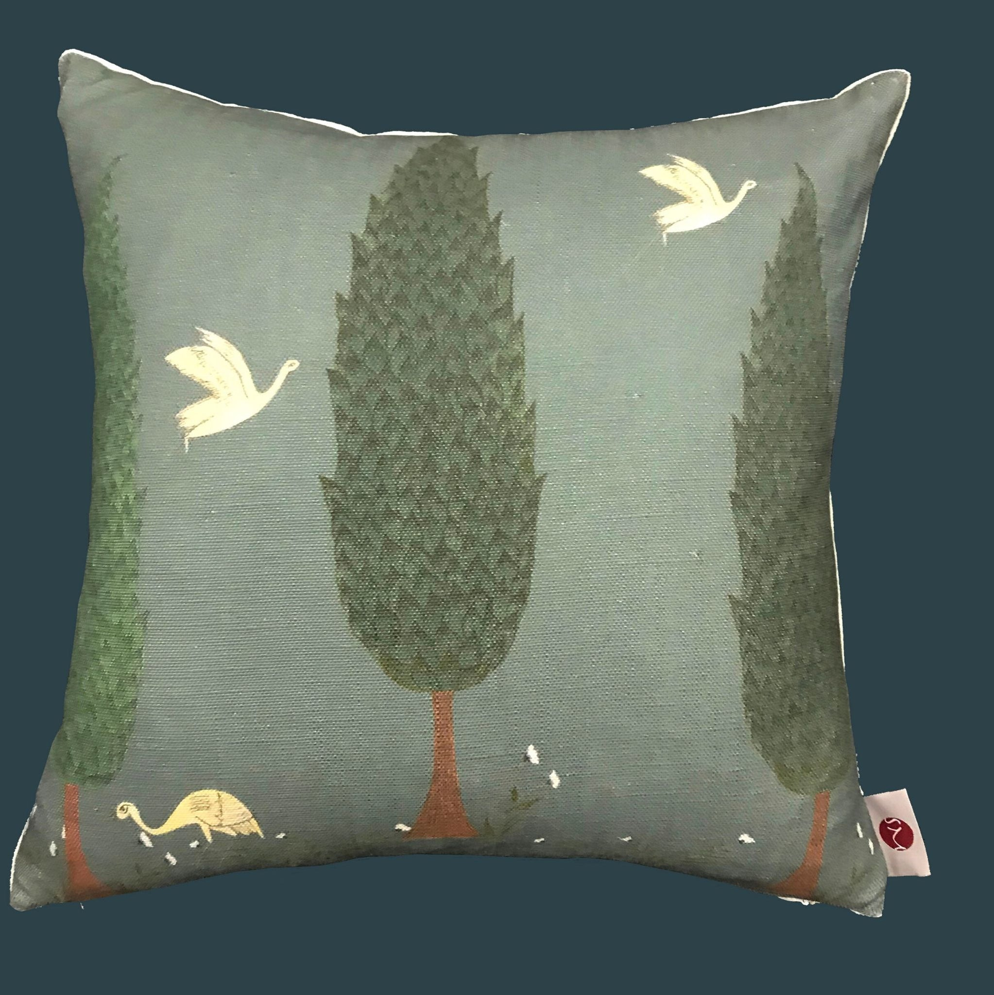 Tranquility cushion