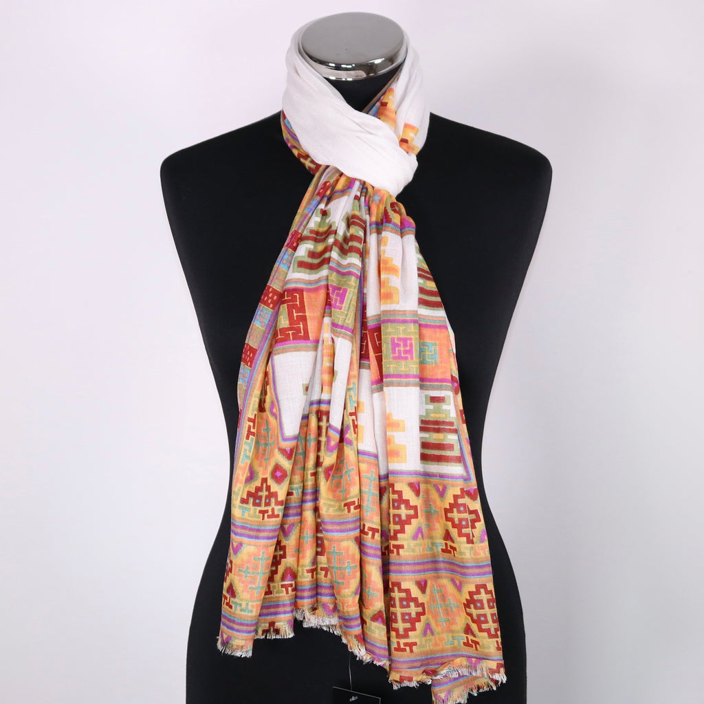 Cleopatra Cotton Scarf