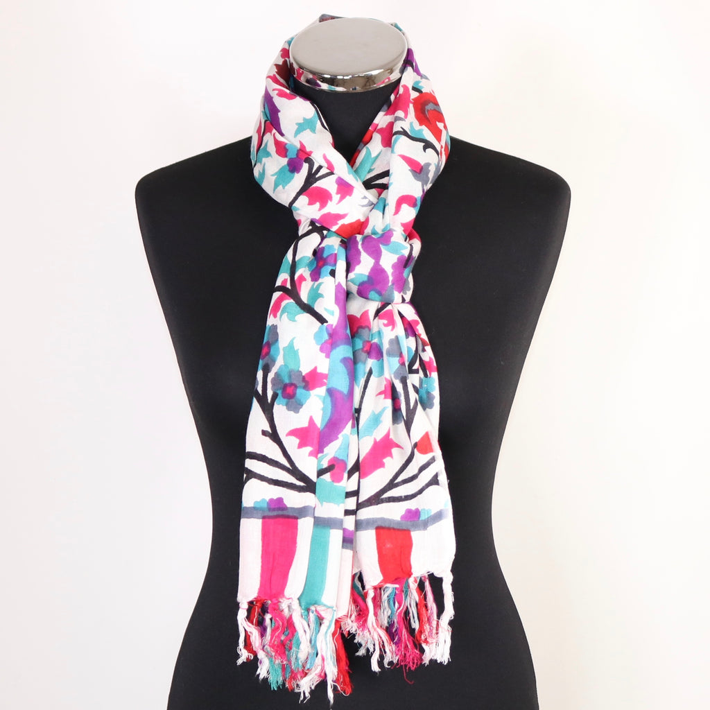 Florence Cotton Scarf