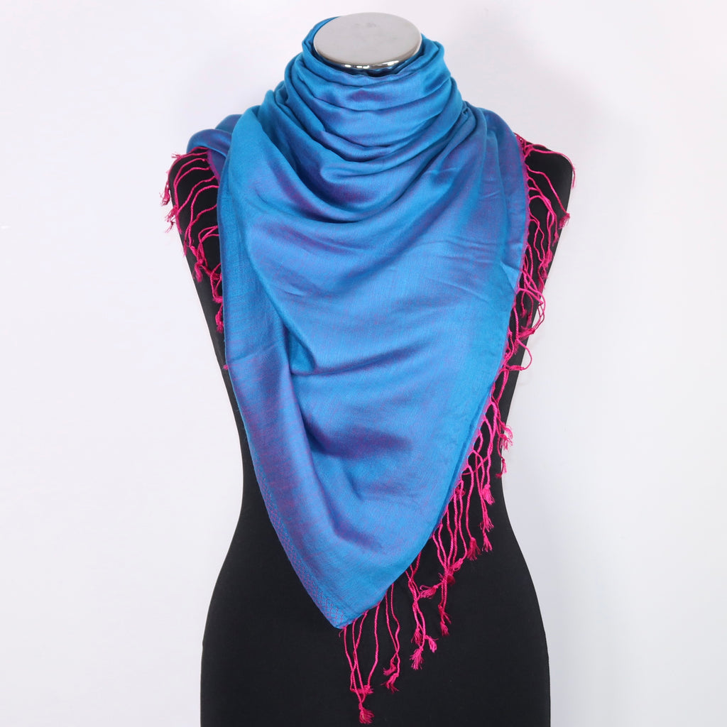 Briony Reversible Pashmina Scarf