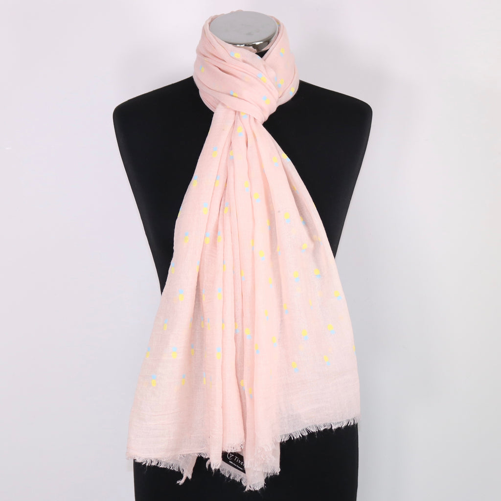 Pure Cotton Scarf