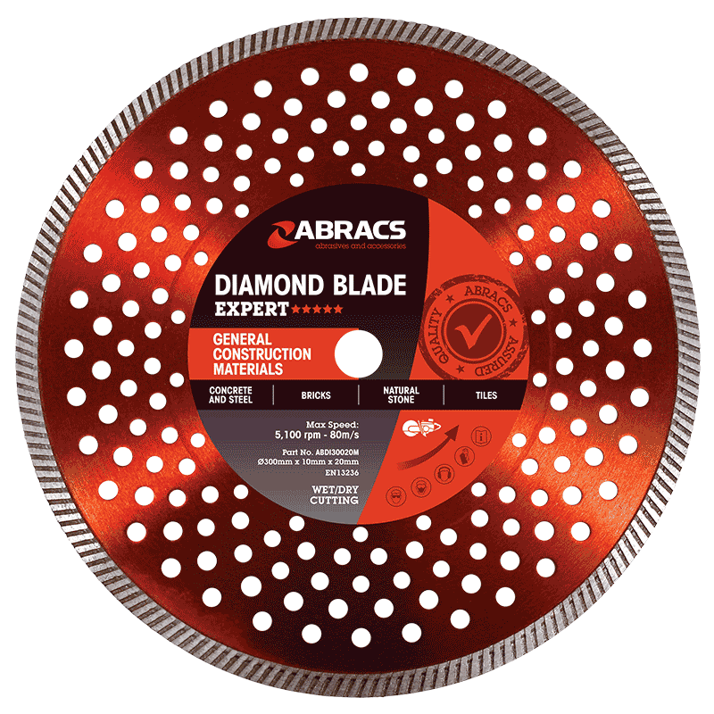Abracs Expert Diamond Cutting Blade