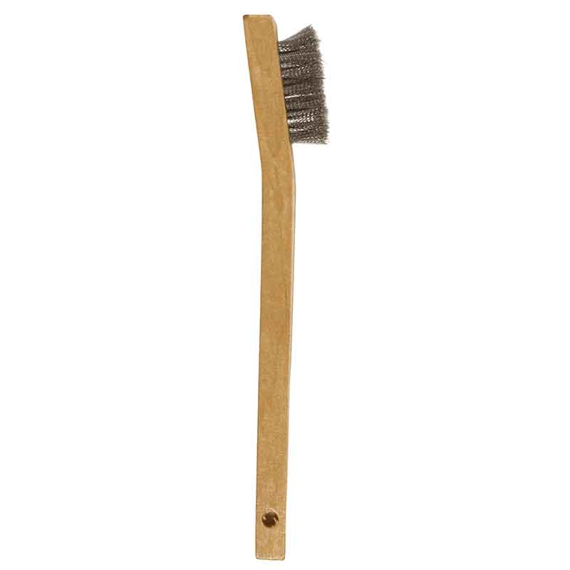 Abracs Precision Wooden Handled Brush