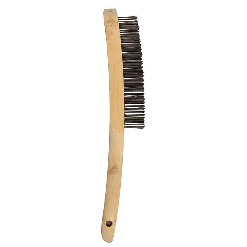Abracs Traditional Wooden Handle Brush