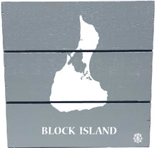 "Load image into Gallery viewer, 6"" x 6"" Block Island Hanging Plank"