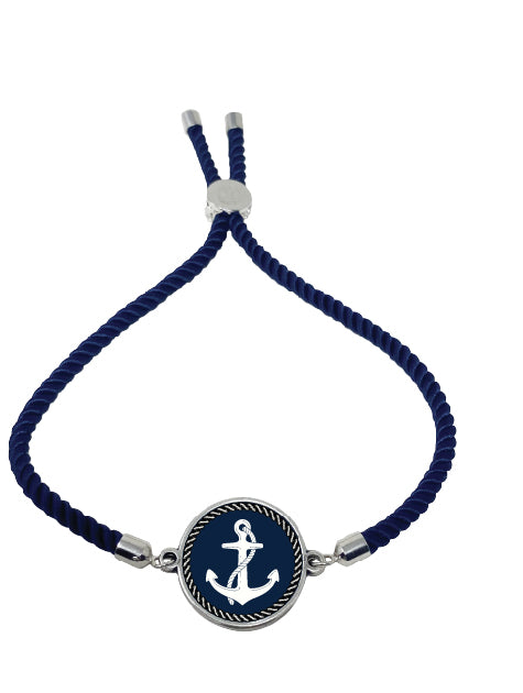 Anchor Rope Bracelet