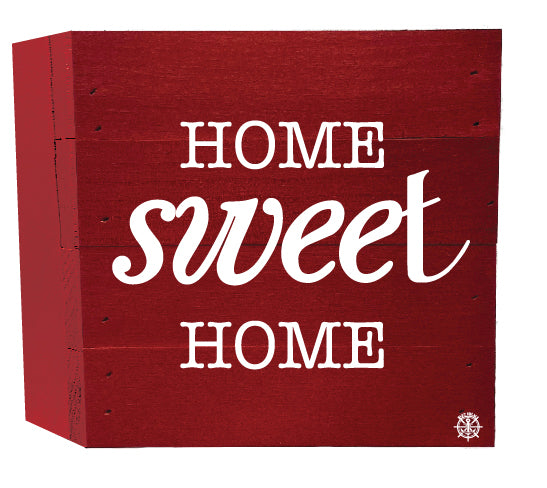 Home Sweet Home Wood Box