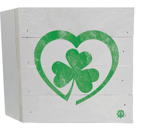 Irish Heart Home Decor