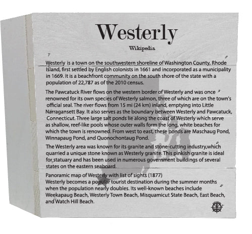 Westerly Wikipedia Decor
