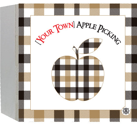 Custom Apple Picking Decor